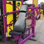 Showlder Press